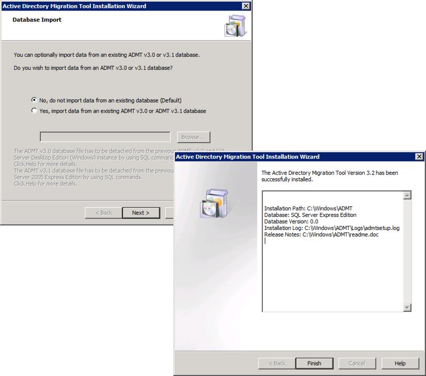 Admt (active directory migration tool) domain migration part 1.