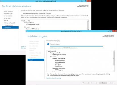 Windows Web Feature
