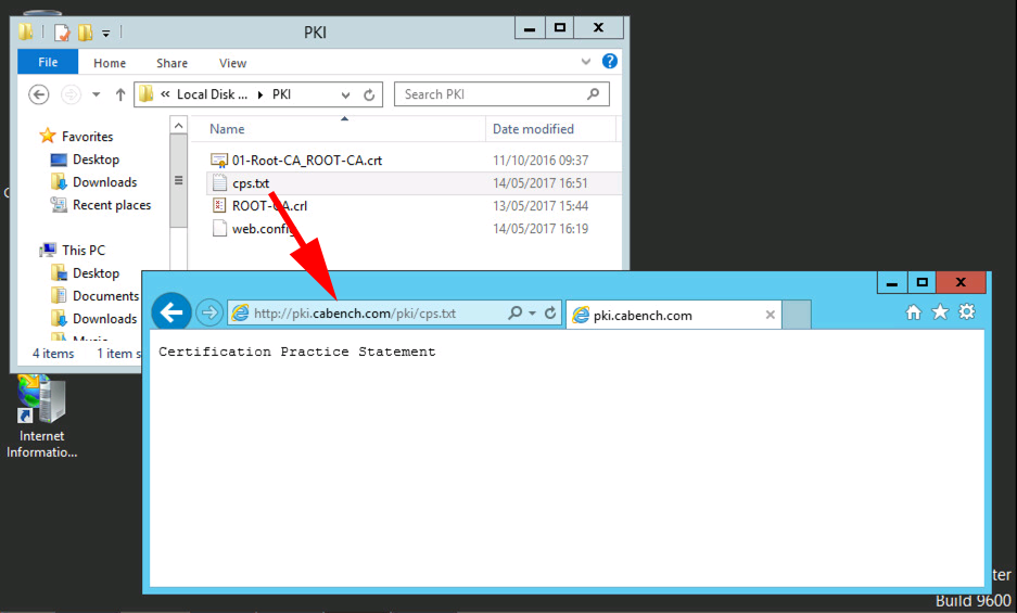 how to get a pki certificate