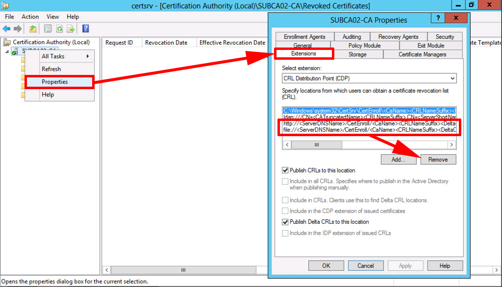 Microsoft Pki Planning And Deploying Certificate Services Part 3