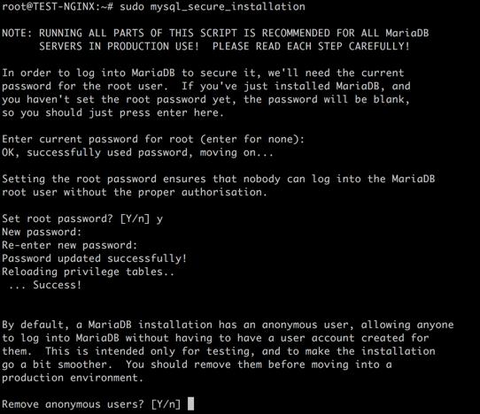Ubuntu: Setting Up a WordPress Website with LEMP - Part 1 | PeteNetLive