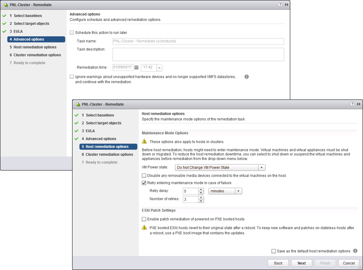 Upgrading vSphere ESXi Hosts (Including HP and Dell