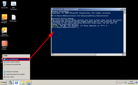 Set PowerShell Execution Policy