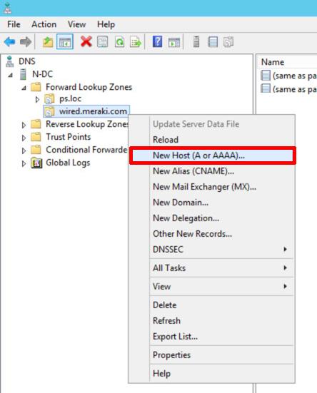 Meraki Block Page 'Not Found' | PeteNetLive