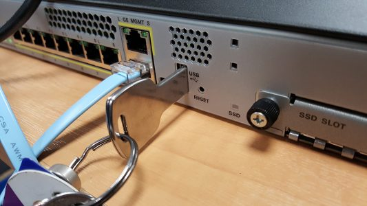 Cisco ASA Upgrade from USB
