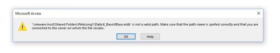 VMware Fusion Windows 10 Shared Folder Missing
