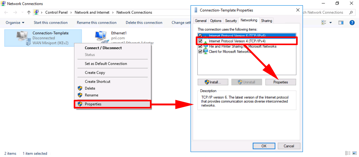 Windows 10: Remote VPN Client Cannot Resolve Domain DNS