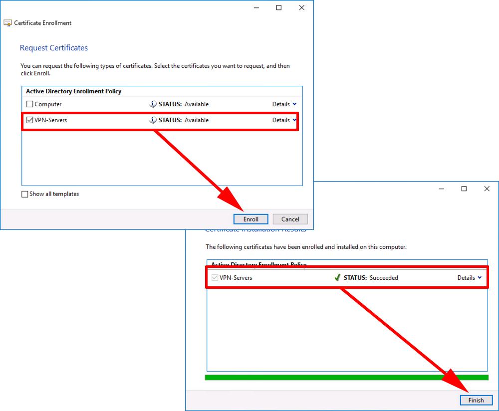 Windows Always On Vpn Part 1 Domain And Pki Petenetlive