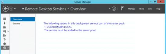 Add RD Server