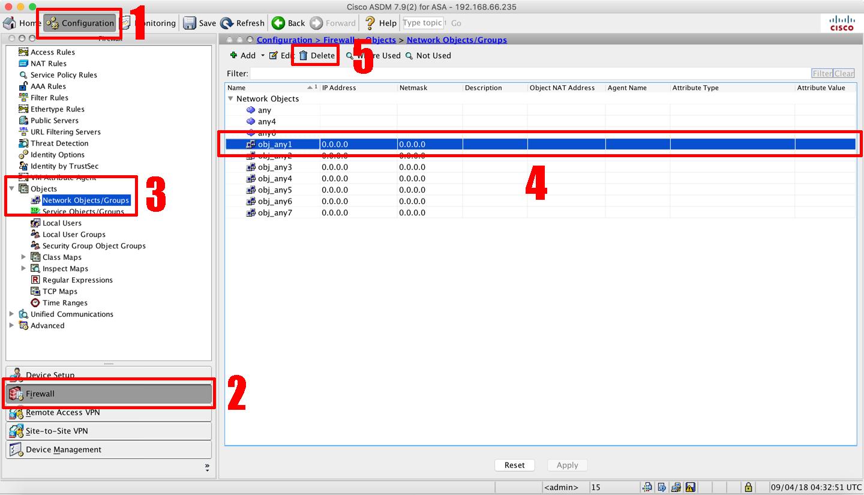 Cisco ASA 5506-X: Bridged BVI Interface | PeteNetLive