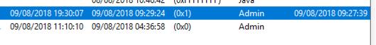 0x1 error scheduled task