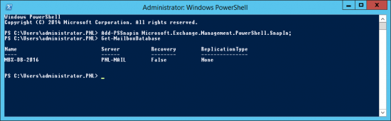 Add Exchange PowerShell Snapin