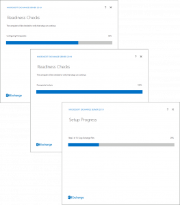 Install Microsoft Exchange 2019