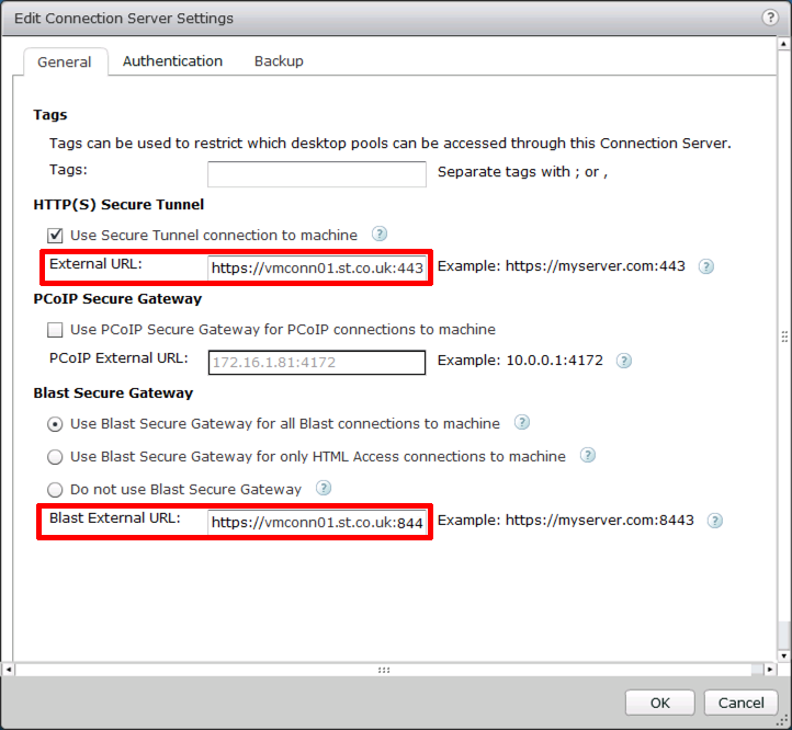 VMware: Server Certificate Subject Name Does Not Match