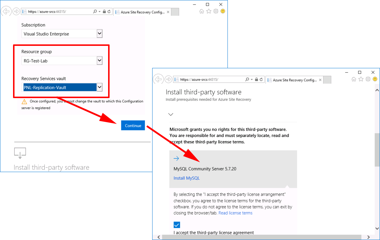 Using Azure Site Recovery for Migrations   PeteNetLive