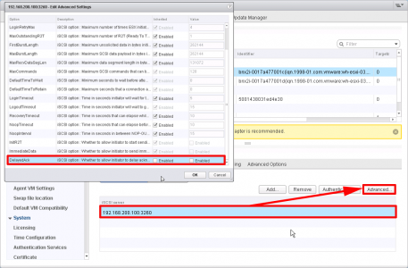 Remove DelayedAck on iSCSI Target