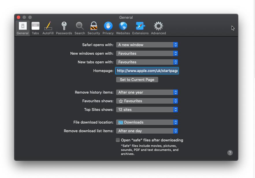 Safari - Download ZIP files (Not Open Them!) | PeteNetLive