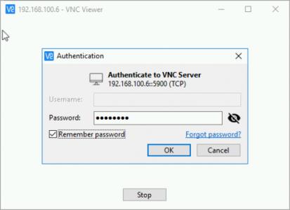 mac connect via VNC