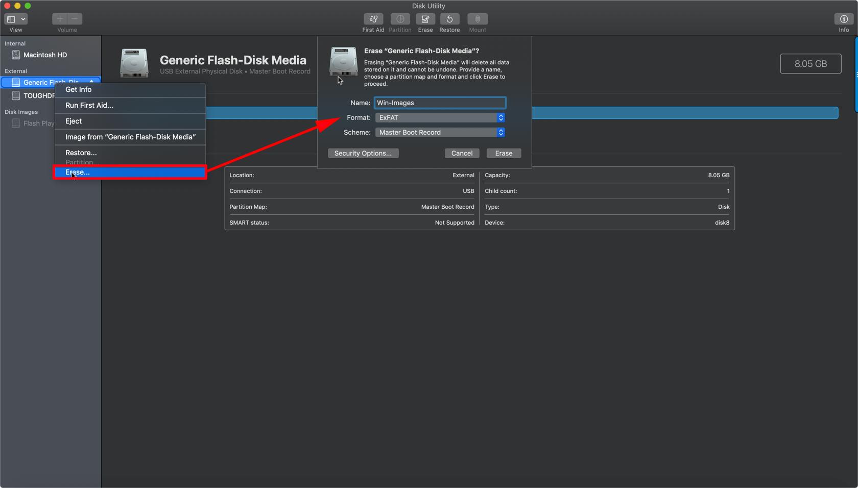 HP Intelligent Provisioning Cant See USB Media? | PeteNetLive