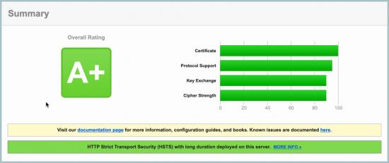 Fix a certificate chain