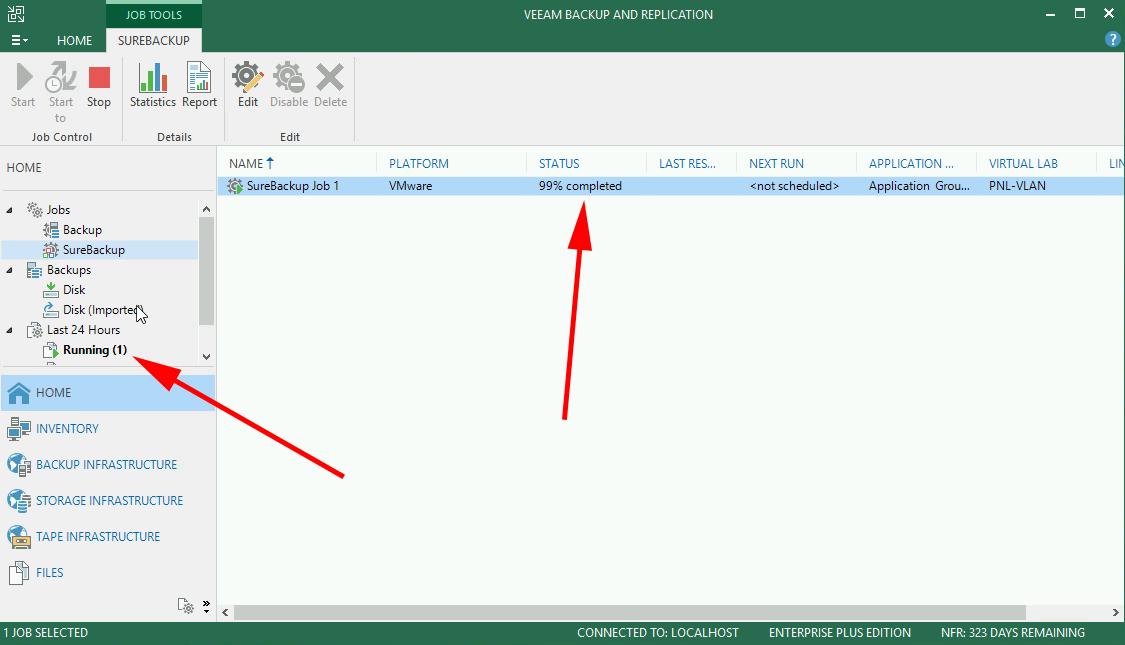Veeam Virtual Labs & SureBackup   PeteNetLive