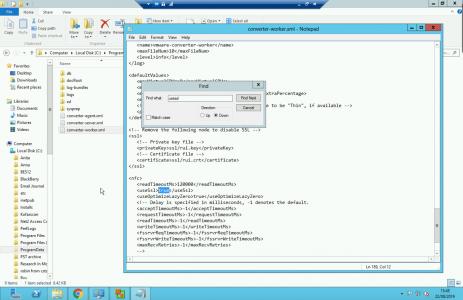 VMware Converter Disable SSL