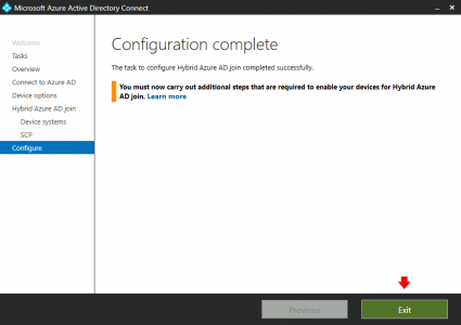 Hybrid Azure AD Join Wizard