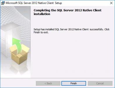 SQL Client VMware Composer Install