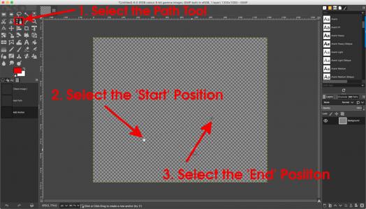 Path Tool GIMP