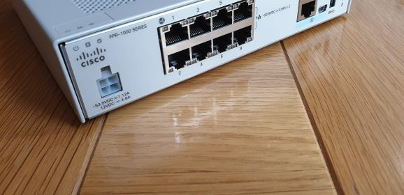 Cisco Firepower 1010 Configuration