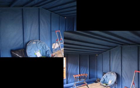 Summer House Vapour permeable Membrane