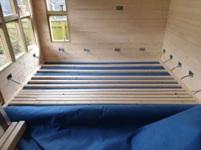 Floor Battens Insulation