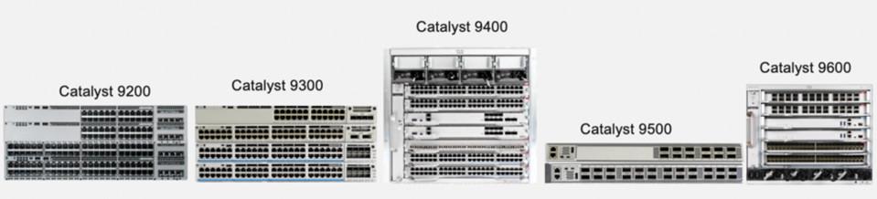 Cisco 9000 Series Catalyst