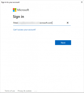 Authenticate to Azure