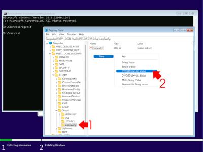 Install Windows 11 on vSphere